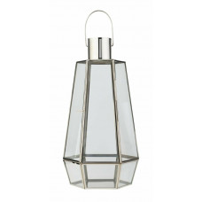 Home Forest Dawn Medium Lantern Candle Holder