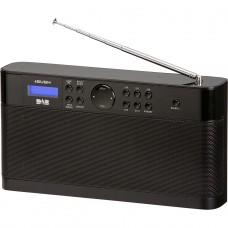 Bush Stereo Dab Radio - Black