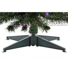 Green Fibre Optic Christmas Tree - 6ft