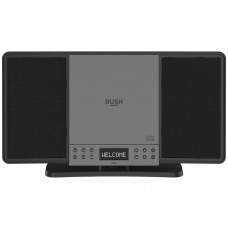 Bush Flat DAB Radio CD Bluetooth Micro System