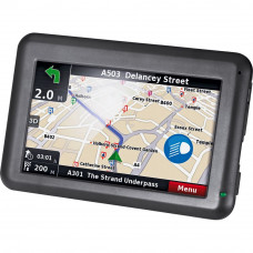 Binatone U435 4.3 Inch UK & ROI Sat Nav (No Charger)