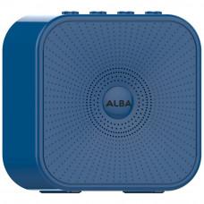 Alba Bluetooth DAB Radio - Blue