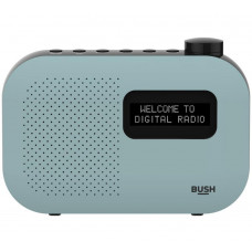 Bush Mono DAB Radio - Mint