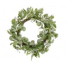 Home Christmas Wreath - Winter's Mist
