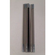 Replacement Pole For Trespass 6 Man 2 Room Tunnel Tent - 3093117