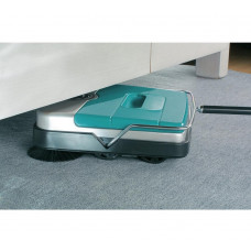 Leifheit Rotario Turquo Floor Carpet Sweeper