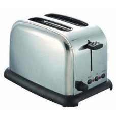 Homebase Stainless Steel 2-Slice Toaster
