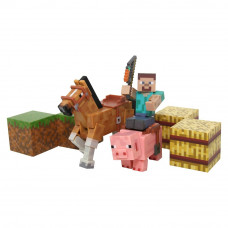 Minecraft Overworld Saddle Pack