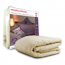Morphy Richards 75269 Luxury Fitted 3 Heat Underblanket with Full Skirt Super King Size