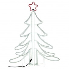 3D Christmas Tree Lamp