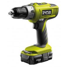 Ryobi LLCDI1802-L13G One+ 18V 2-Speed Hammer Drill