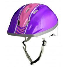 Challenge Toddler Bike Helmet - Purple