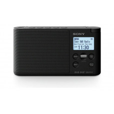 Sony DS41 DAB Radio - Black (Battery Operated Only)