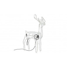 Collection Bright White LED Animated Reindeer
