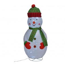 Home Pop Up & Light Up Christmas Snowman