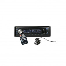 In Phase IPS249BT Bluetooth Car Stereo System With Front USB/Aux Input