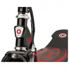 Razor Power Core E100S Electric Scooter - Black & Red