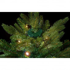 120 Multi-Function Pinecone Christmas Tree Lights - Multi-Coloured