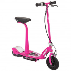 Razor E100S Electric Scooter With Seat - Pink (No Charger)