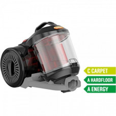 Vax C85-WW-Pe Bagless Pets Cylinder Vacuum Cleaner