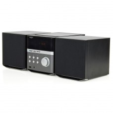 Bush CD Bluetooth Micro System - Black (No Remote Control)
