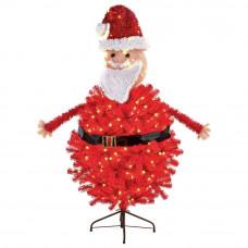 Pre-lit Santa Christmas Tree - 4.5FT