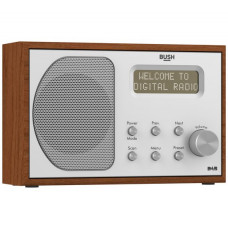 Bush Wooden Fun DAB Radio (Unit Only)