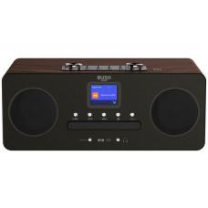 Bush DAB All-in-One Bluetooth Micro Hi-Fi System