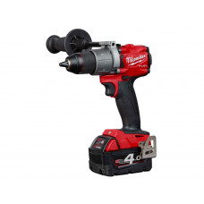 Milwaukee M18FPD2-502X 18v Li-ion Fuel Percussion Drill (LED Light Not Working)