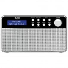 Bush Stereo DAB Radio - Black (Unit Only)