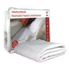 Morphy Richards 75165 Single Fleece Heated Underblanket