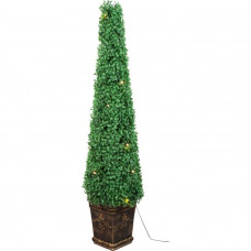 Entrance Christmas Tree with Lights - 4ft