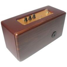 Bush Classic Retro Wireless Bluetooth Speaker - Brown