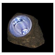 Home Set Of 4 LED Solar Rock Lights