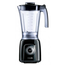 Philips 600w HR2160 Blender With Pulse And Ice Crush  - Black