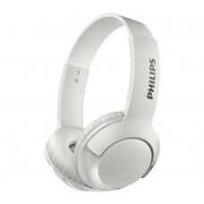 Philips SHB3075 Wireless On-Ear Headphones - White