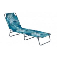 Folding Sunbed - Palm
