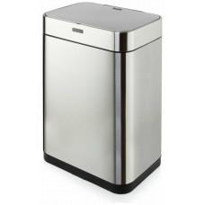 Tower 60 Litre Recycling Sensor Bin - Stainless Steel
