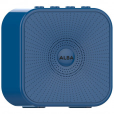 Alba Bluetooth DAB Radio - Blue (Unit Only)
