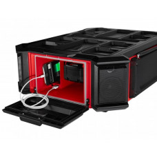 Milwaukee M18PRCDAB+0 18v Radio/Charger Packout - Bare Unit (Screen Not Working)
