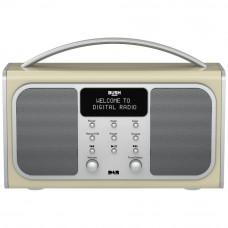 Bush Bluetooth Stereo DAB Radio - Cream (Machine Only)