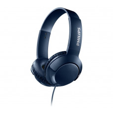 Philips SHL3070 On-Ear Headphones - Blue